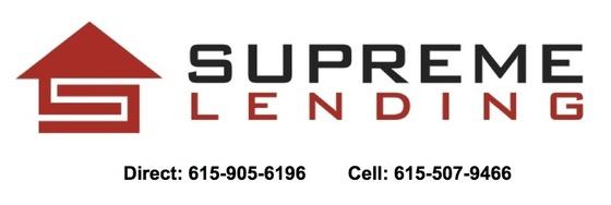 Supreme Lending Steve Cantrell