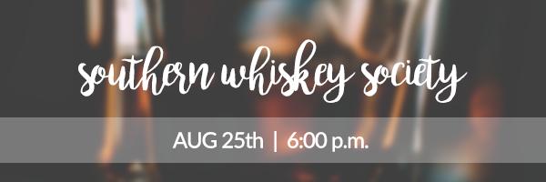 Southern Whiskey Society
