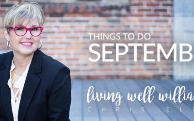 Around Town – Things To Do In September