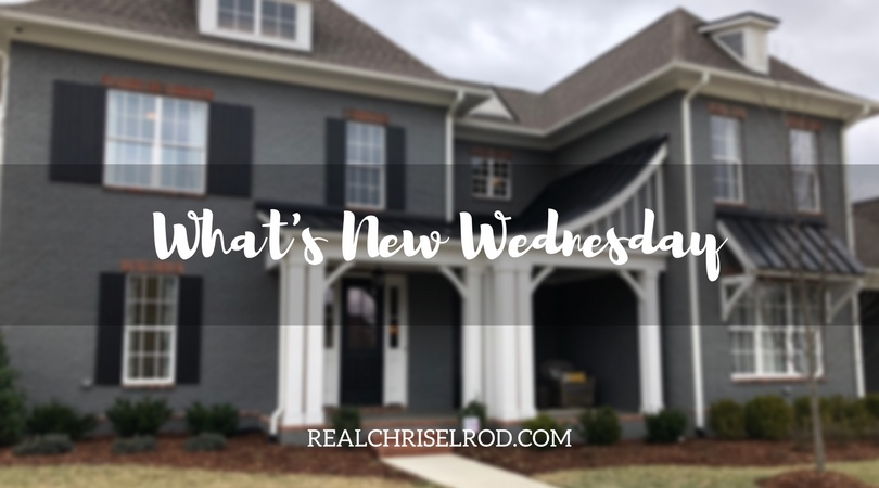 What's New Wednesday: Brenley Crossing
