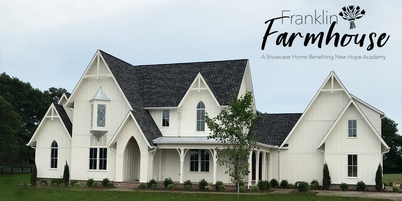 Franklin Farmhouse Tour This Weekend