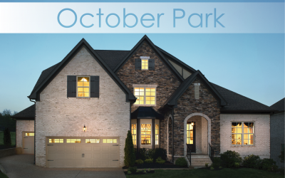 What's New Wednesday: October Park in Franklin TN