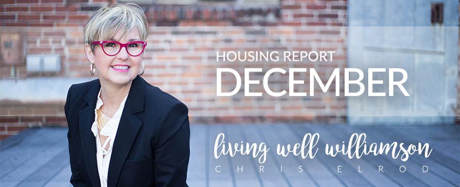 December 2018 Housing Update