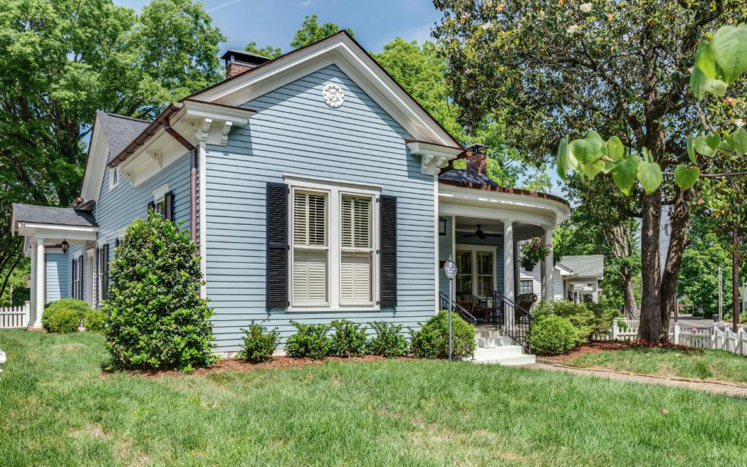 Nashville Area August Housing Market Update