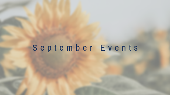 September Events in the Greater Nashville Area